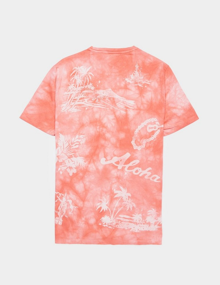 Polo Ralph Lauren Tie Dye Aloha Short Sleeve T-Shirt