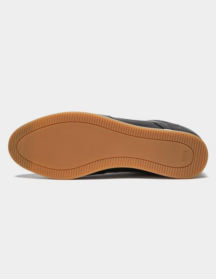 BOSS Glaze Leather Lazercut
