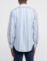 Polo Ralph Lauren Run Stripe Long Sleeve Cuffed Shirt