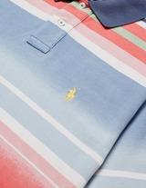 Polo Ralph Lauren Stripe Short Sleeve Polo Shirt