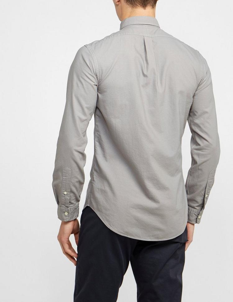 Polo Ralph Lauren Dyed Long Sleeve Oxford Shirt
