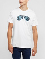 Michael Kors Tropical Aviator Short Sleeve T-Shirt
