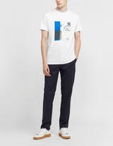 Norse Projects Neils Large Logo Short Sleeve T-Shirt