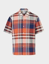 Norse Projects Madras Check Short Sleeve Shirt
