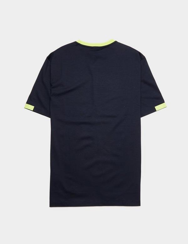BOSS Tibert Tipped Short Sleeve T-Shirt