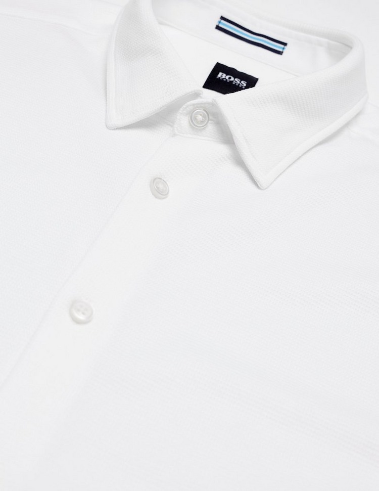 BOSS Ronie Twill Long Sleeve Shirt