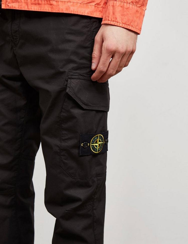 Stone Island Badge Tela Cargo Pants