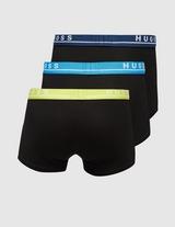 BOSS 3 Pack Boxer Shorts