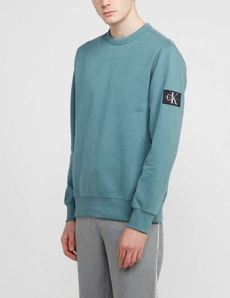 Calvin Klein Jeans Monogram Badge Sweatshirt