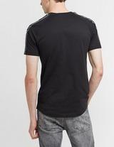 Calvin Klein Jeans Tape Shoulder Short Sleeve T-Shirt