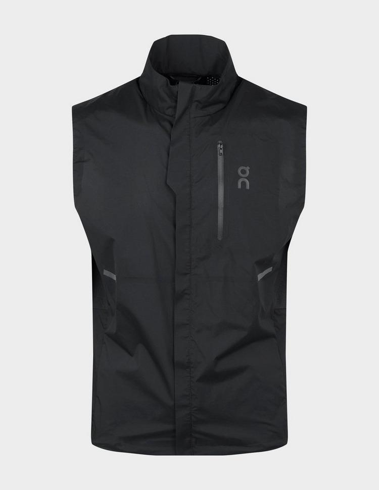 On running Hybrid Vest