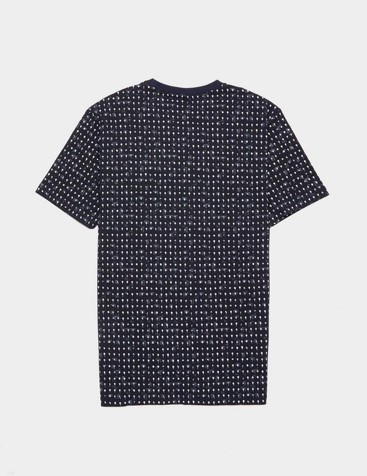BOSS Tepol All Over Print Short Sleeve T-Shirt
