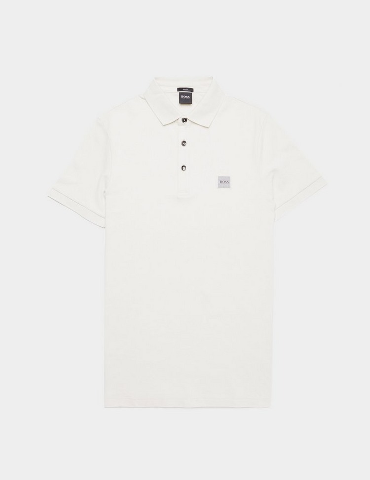 BOSS Passenger Short Sleeve Polo Shirt