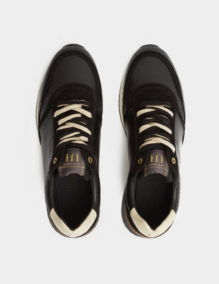 Unlike Humans Halo 2.0 Leather Trainers
