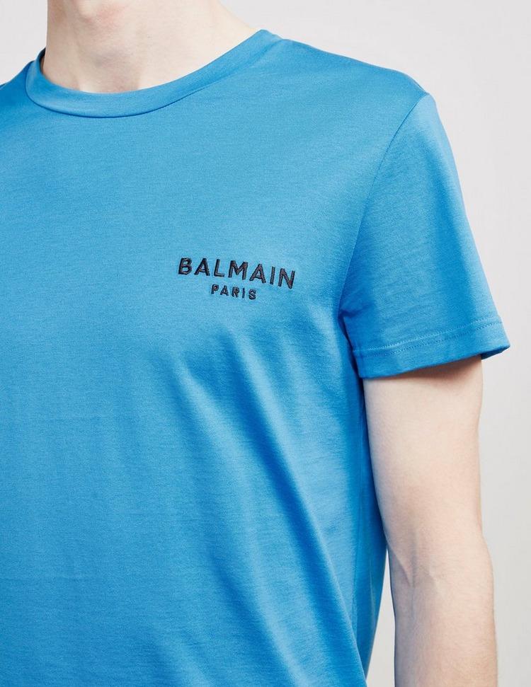 Balmain Jersey Short Sleeve T-Shirt