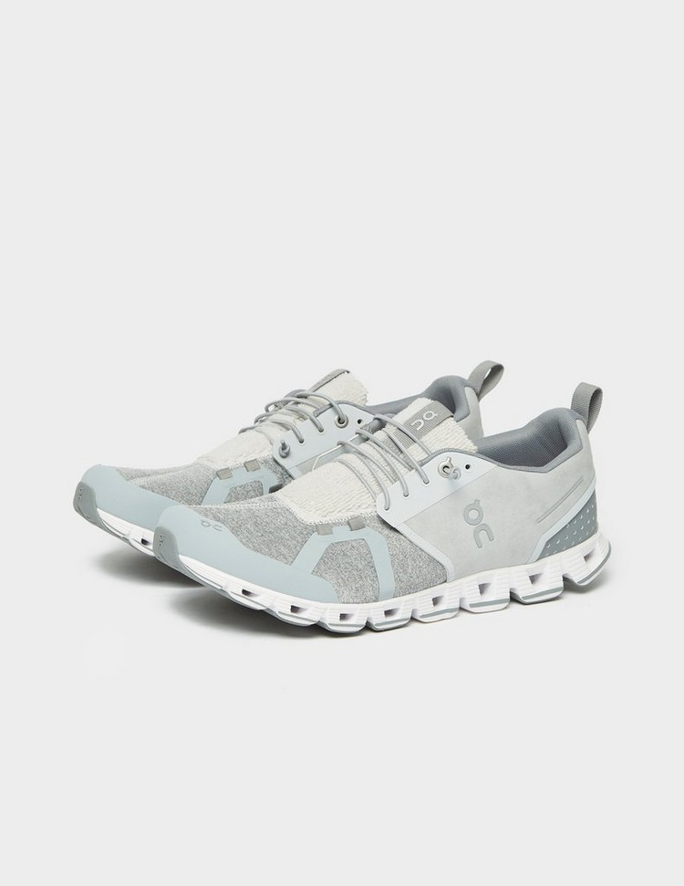 On running Cloud Terry Trainers