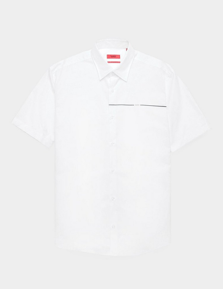 HUGO Ermi Linea Short Sleeve Shirt