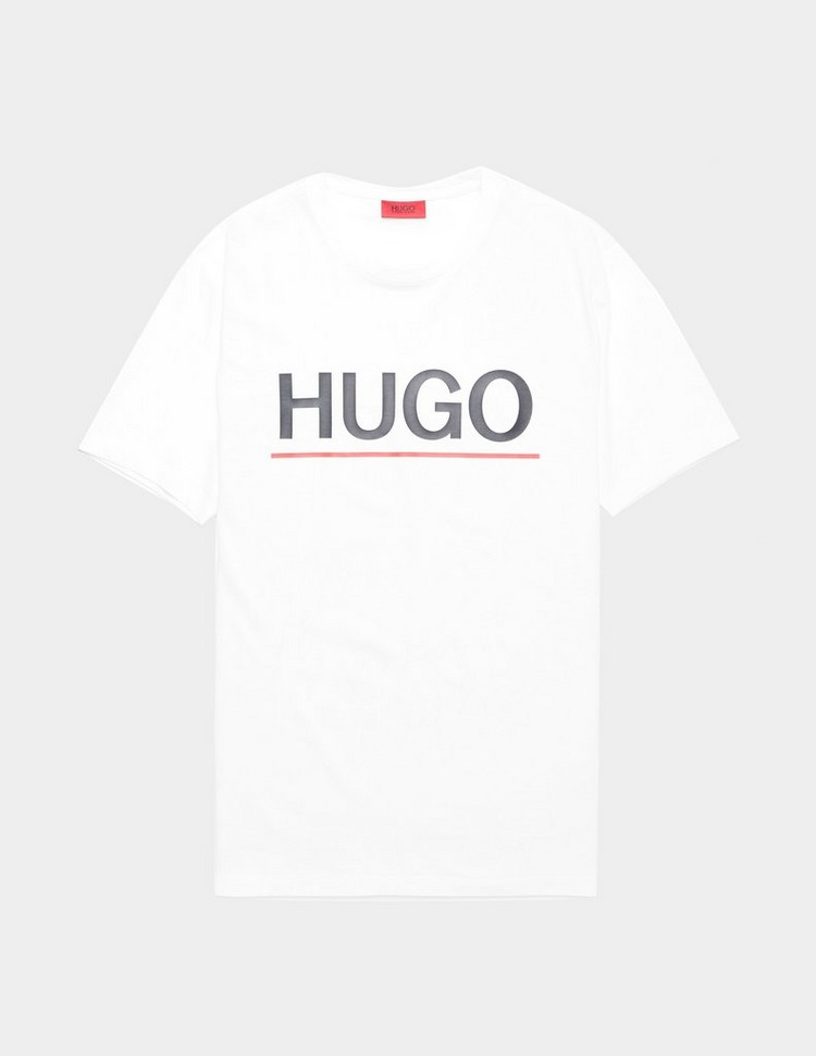 HUGO Dolive Linea Short Sleeve T-Shirt