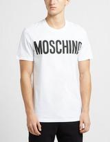 Moschino Logo Short Sleeve T-Shirt