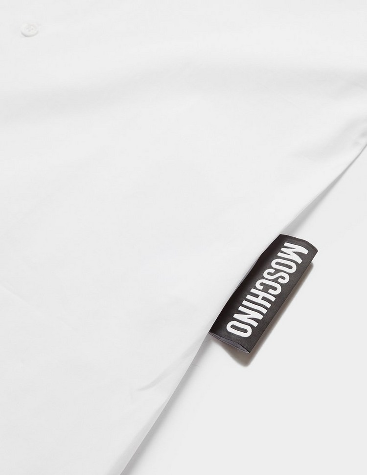 Moschino Tab Short Sleeve Shirt