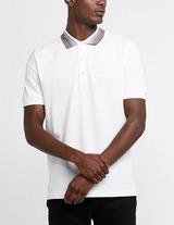 Missoni Dye Collar Short Sleeve Polo Shirt