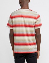 Missoni Thick Stripe Dye Short Sleeve T-Shirt