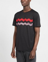 Missoni Zig Zag Print Short Sleeve T-Shirt