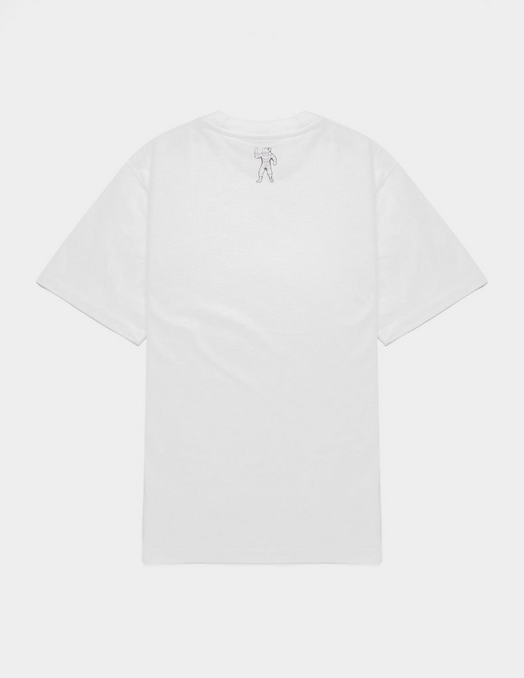 Billionaire Boys Club Leopard Pyramid Short Sleeve T-Shirt