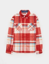 Billionaire Boys Club Wool Long Sleeve Check Shirt