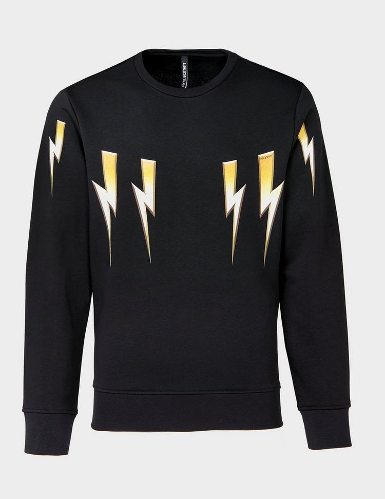 Neil Barrett 3D Bolt Sweatshirt