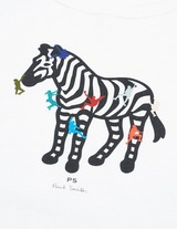 PS Paul Smith Zebra Climb Short Sleeve T-Shirt