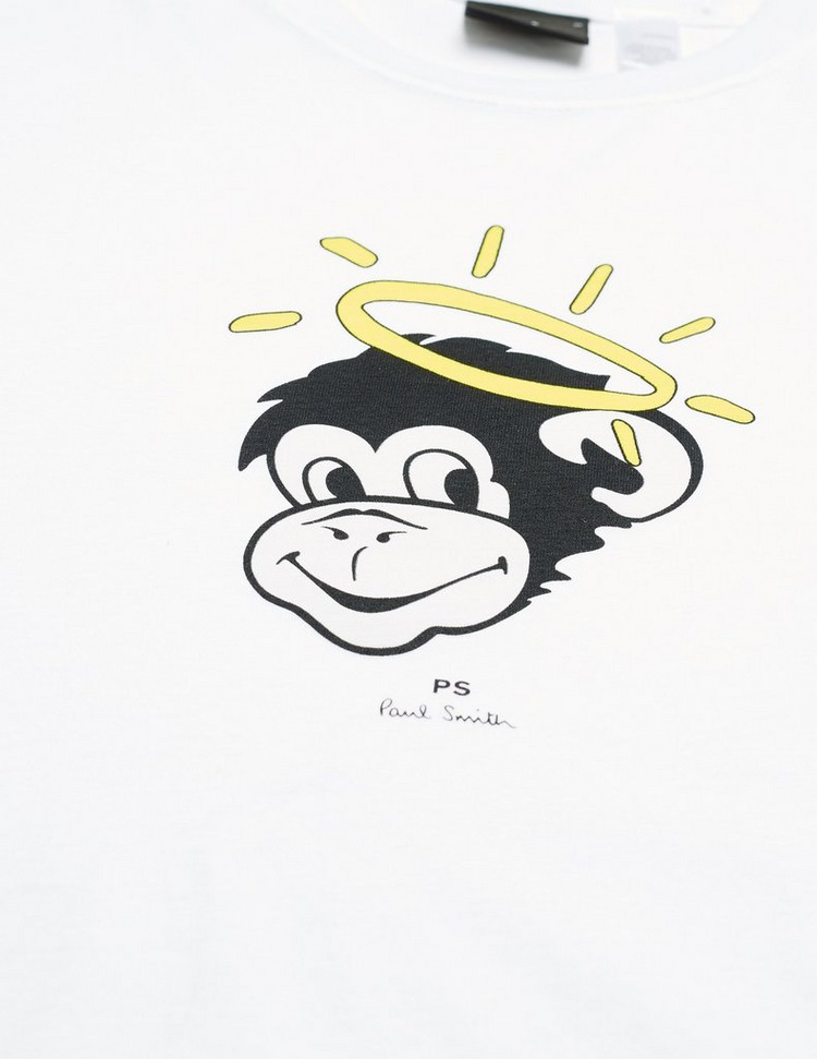 PS Paul Smith Monkey Halo Short Sleeve T-Shirt