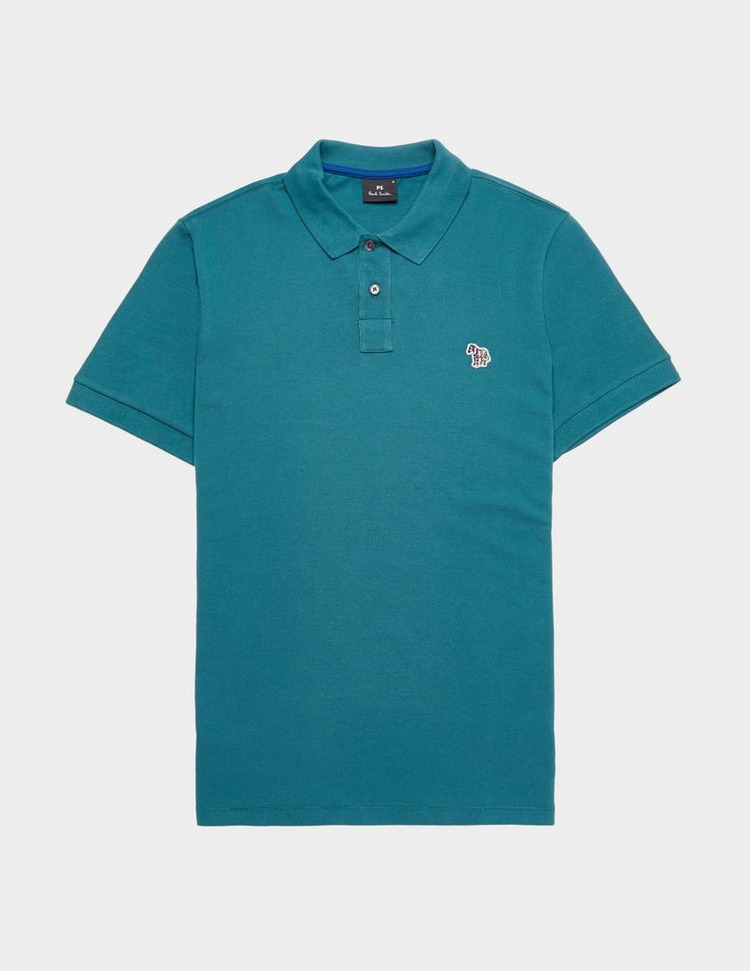 PS Paul Smith Basic Short Sleeve Polo Shirt