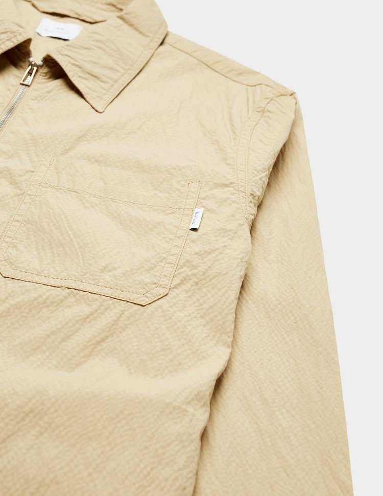 PS Paul Smith Cotton Pocket Overshirt