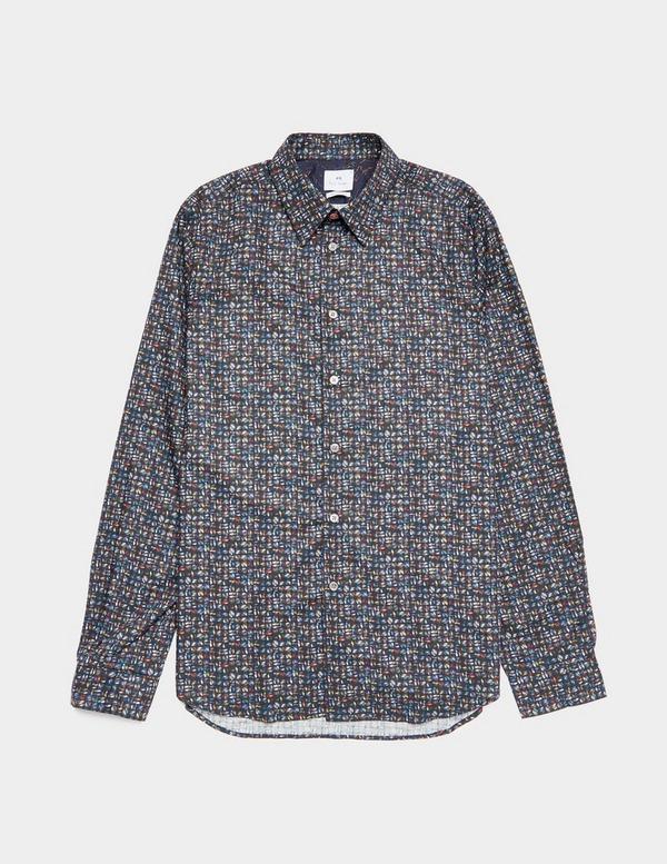 PS Paul Smith Multi Stitch Long Sleeve Shirt