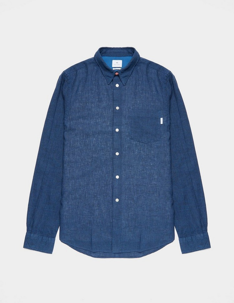 PS Paul Smith Brushed Long Sleeve Shirt