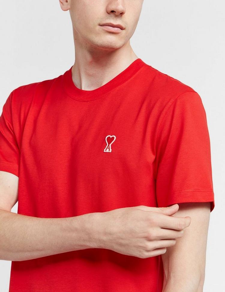 AMI Paris Basic Short Sleeve T-Shirt