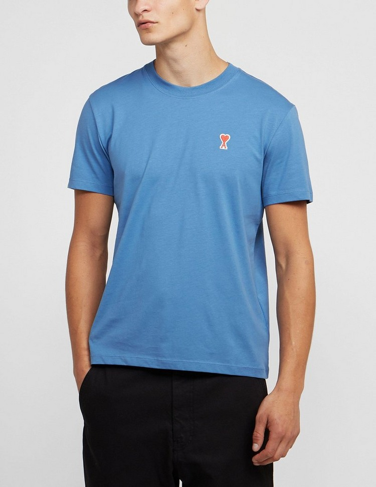 AMI Paris Basic Short Sleeve T-Shirt