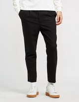 AMI Paris Cotton Jogger Crop Pants