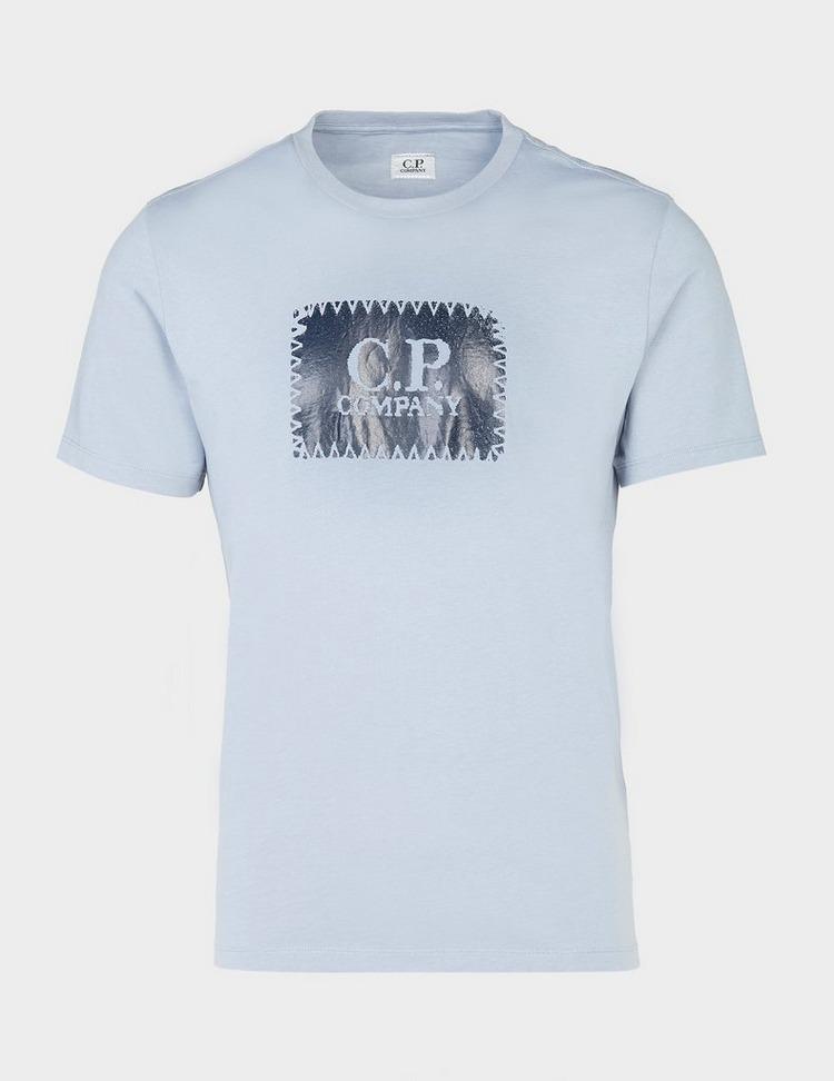 CP Company Stitch Logo Short Sleeve T-Shirt