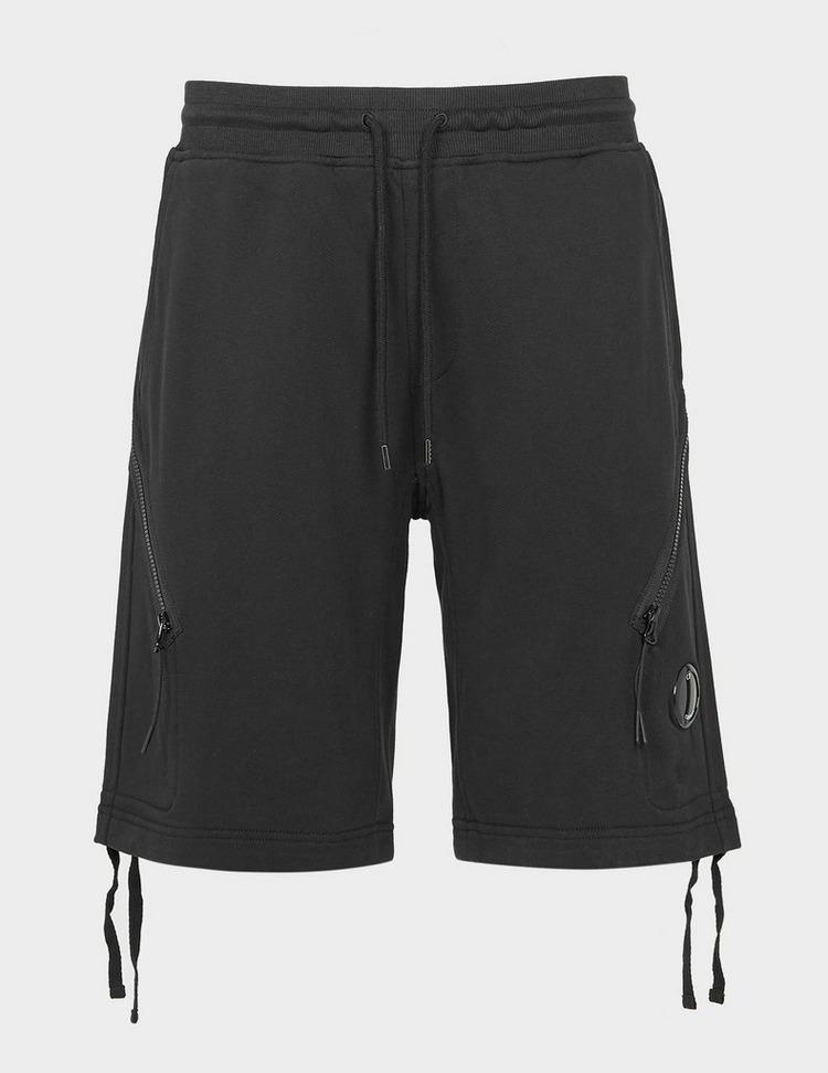 CP Company Lens Zip Shorts