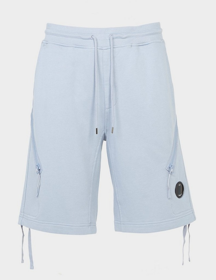 C.P. Company Lens Zip Shorts