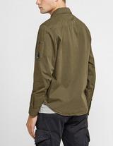CP Company Pocket Full Zip Overshirt