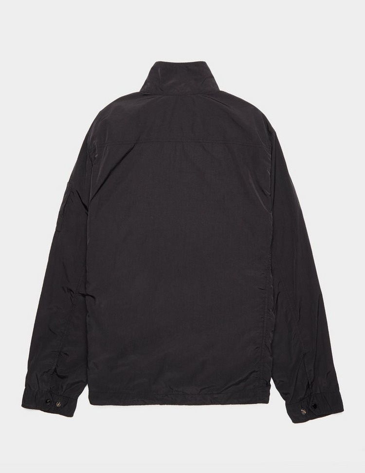 CP Company Clip 2 Pocket Chrome Smock Overshirt