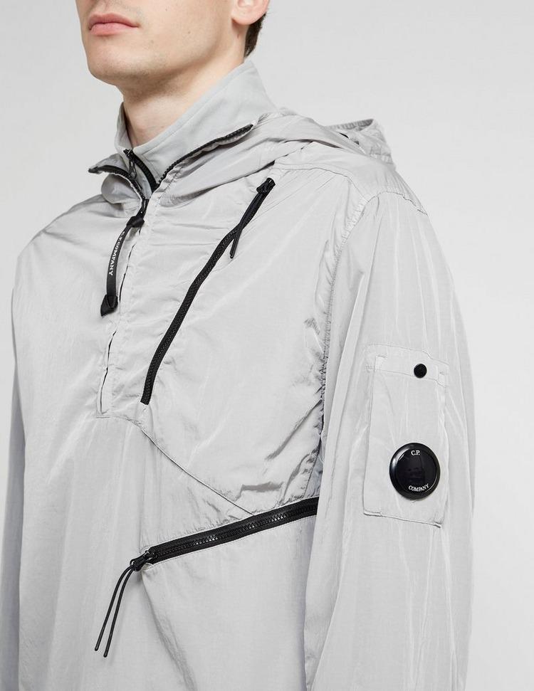 C.P. Company Asymmetrical Smock Hooded Overshirt
