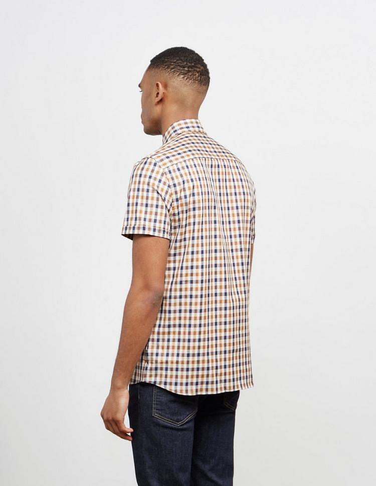 Aquascutum York Short Sleeve Shirt