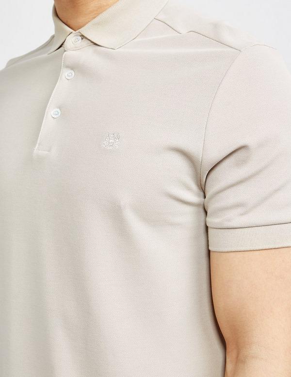 Aquascutum Men`s Hillington Short Sleeve Polo Shirt