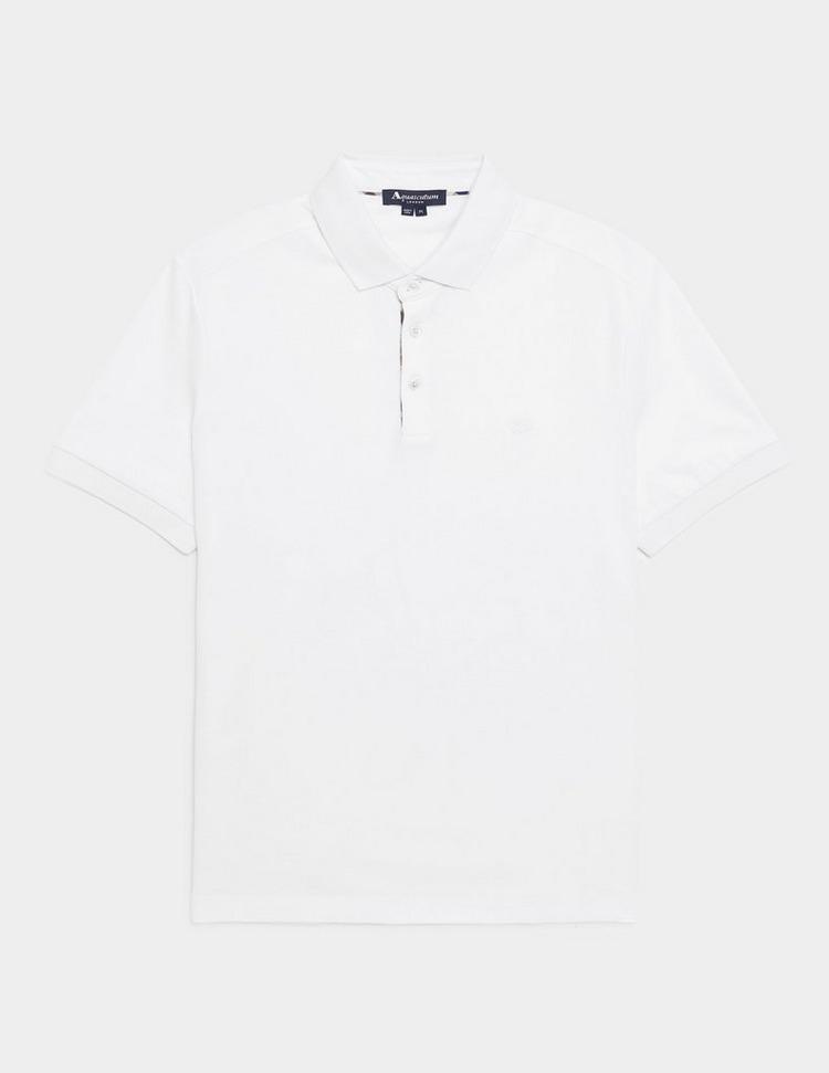 Aquascutum Hillington Short Sleeve Polo Shirt