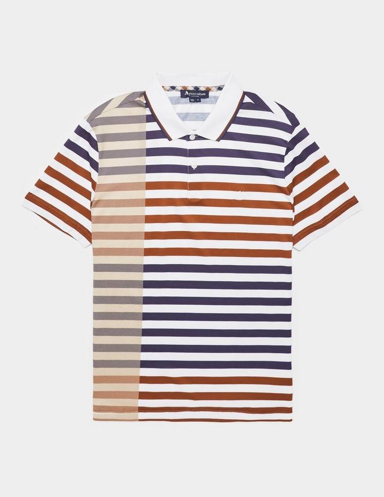 Aquascutum Northfleet Short Sleeve Polo Shirt