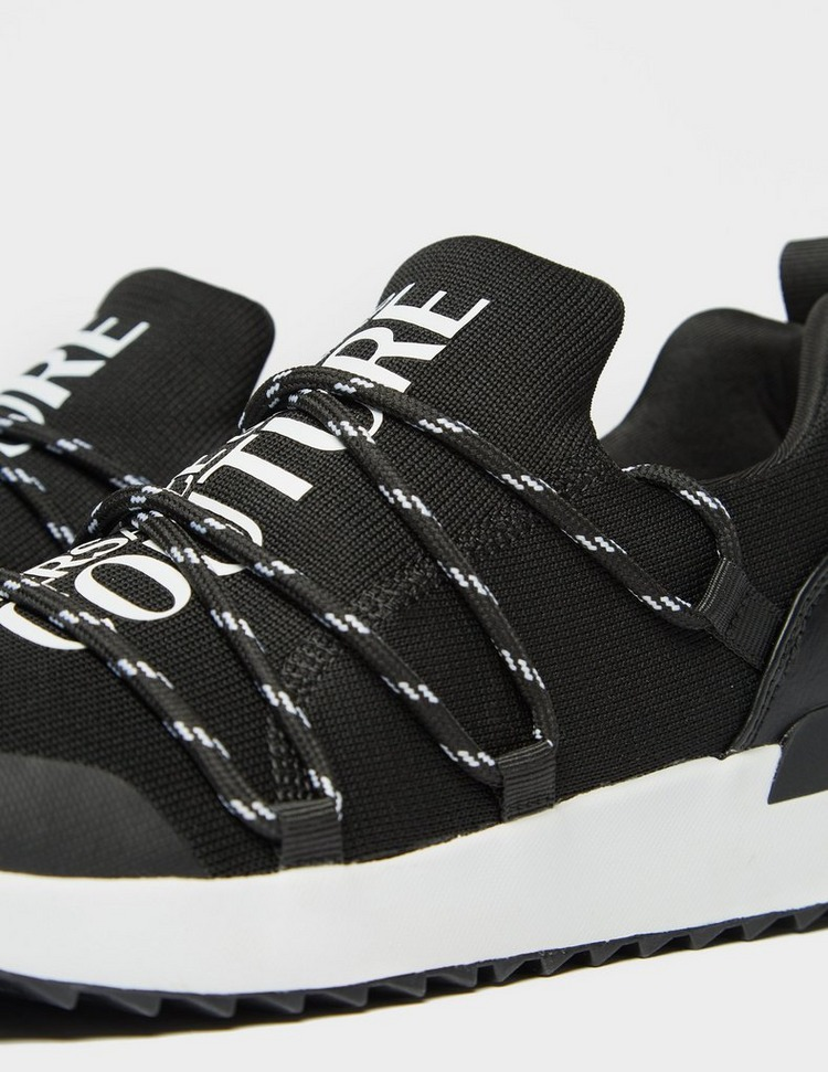 Versace Jeans Couture Large Logo Sock Trainers